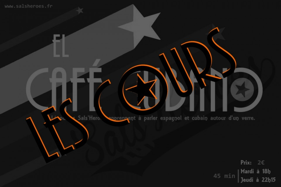El Cafe Cubano – traduction